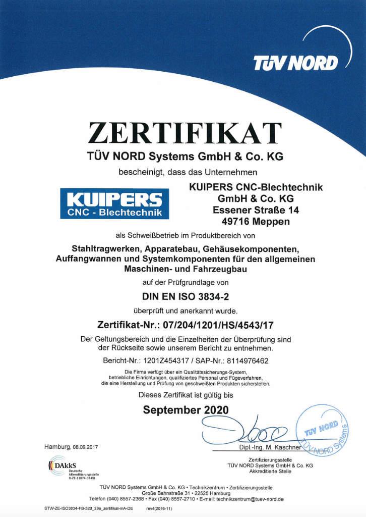 Bild_Zertifikat_ISO3834-2_2020_DE_Kuipers_technologies