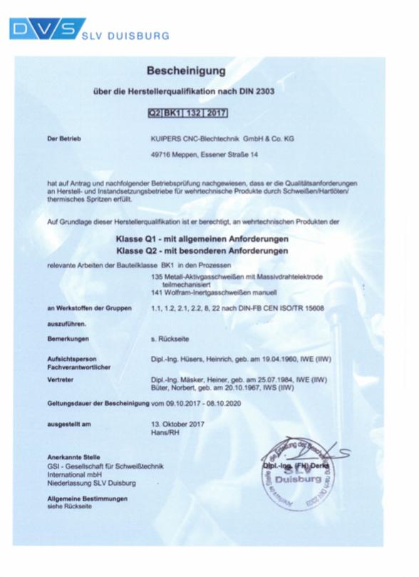 Bild_Zertifikat_DIN 2303